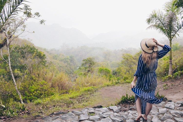 El Nicho, Cienfuegos, Cuba - Tips for taking great photos of yourself