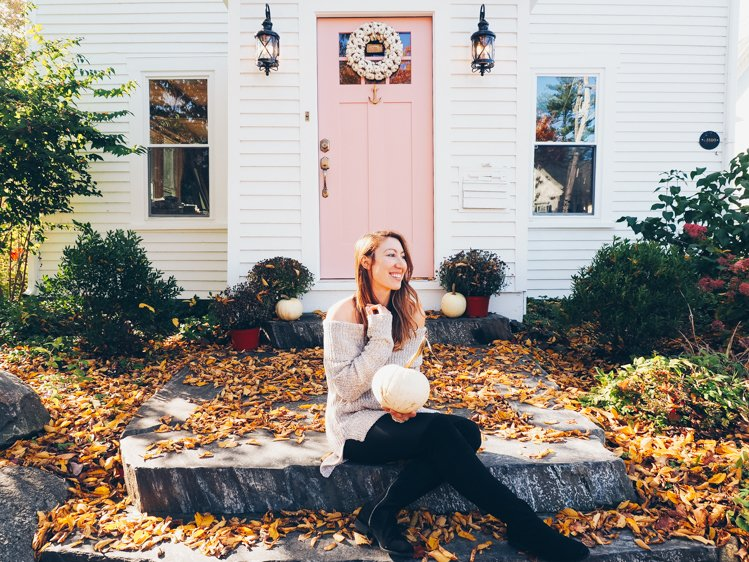 Wiscasset, Maine - Tips for taking great photos of yourself