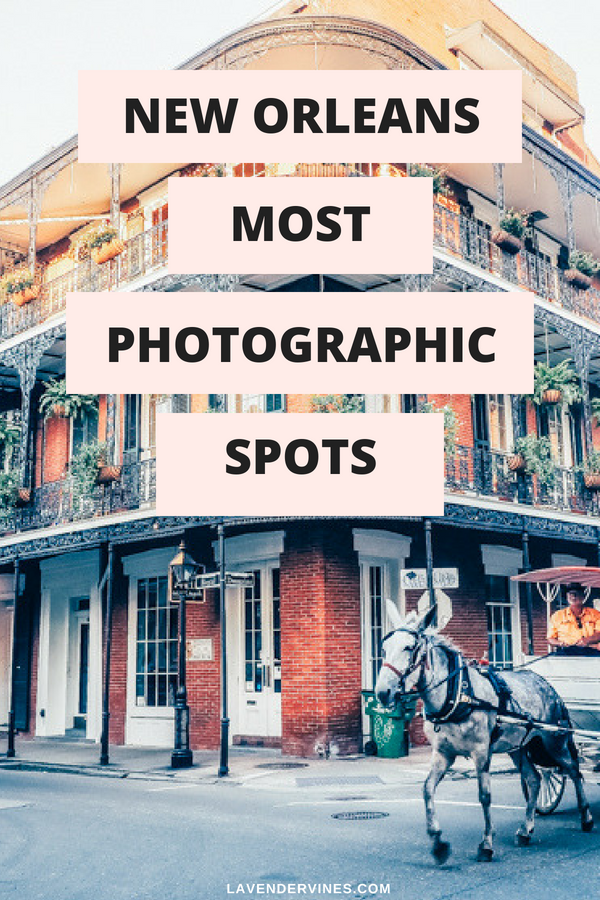 New Orleans Photography: New Orleans' Most Photographic Spots