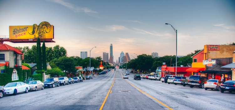 South Congress Street (SOCO) - Things to do in Austin, Texas