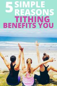 Reasons for tithing