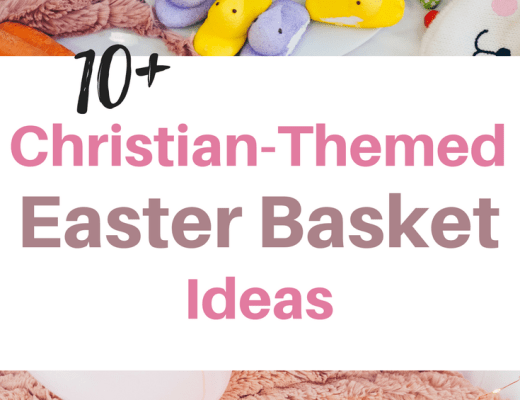 Christian Themed Easter Basket Ideas