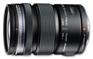 Olympus lens - mirrorless camera