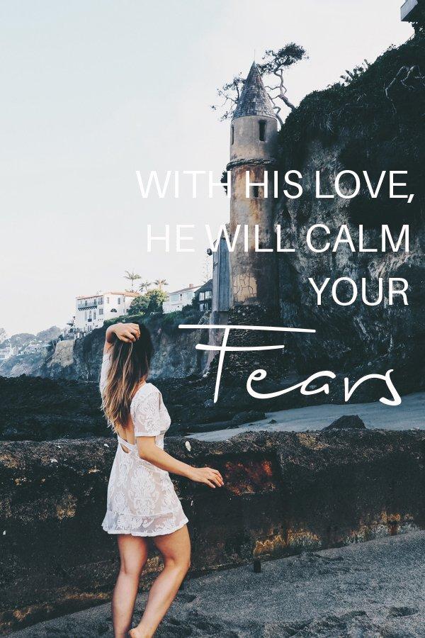 Bible verses about fear - Zephaniah 3:7