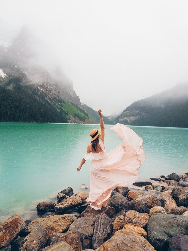 Morning Lavender - feminine dresses