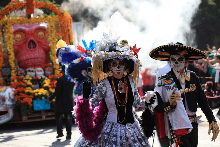 Halloween in Other Countries - Mexico