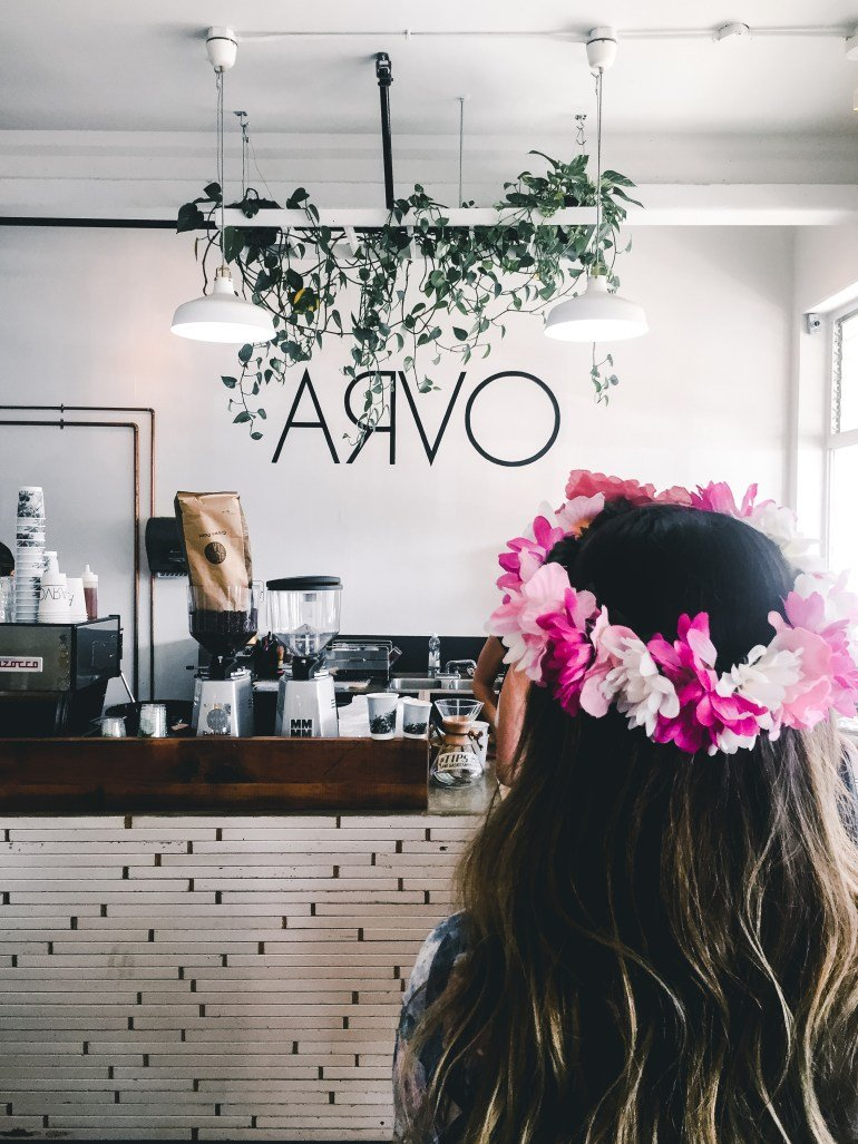 Hawaii Instagram Spots - Arvo Cafe