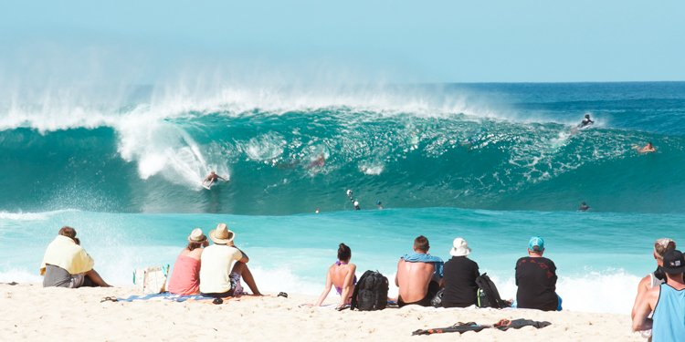 Things to do in Hawaii - Pipeline Beach