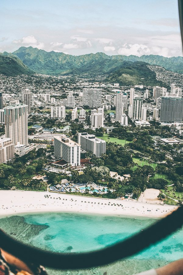 Things to do in Hawaii - Doors off helicopter