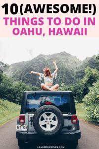 Things to do in Oahu, Hawaii