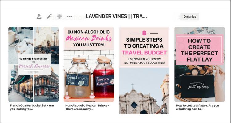 Increase blog traffic with Pinterest - Pin Branding