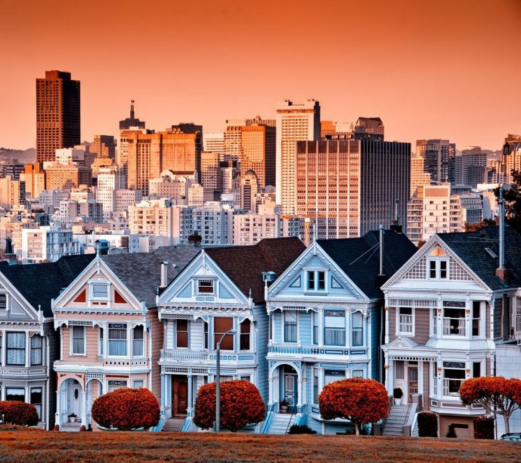 Best Places to Visit in the Fall - San Francisco, California
