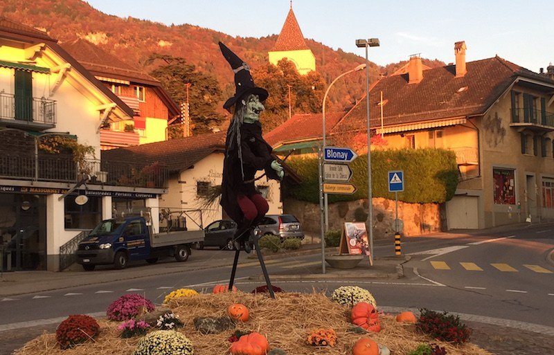 Halloween in Other Countries - Switzerland