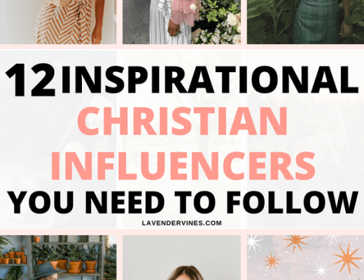 Christian Instagram Accounts to Follow!