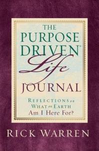 The Purpose Driven Life - Rick Warren