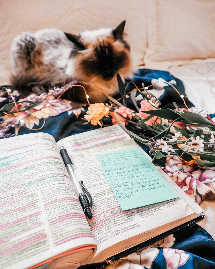Top 10 Bible Study Tips