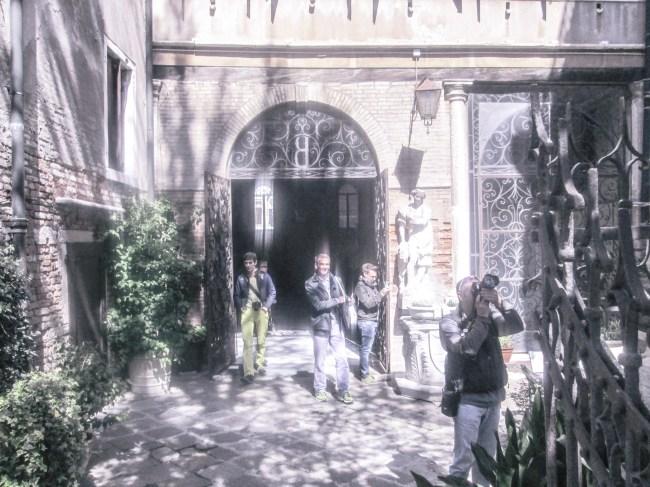 Giardini Veneziani Instameet, April 2015
