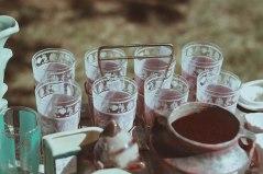Oronoko // vintage glassware