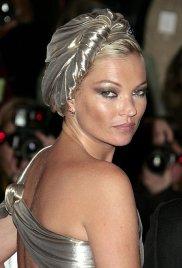 Kate Moss Gold Turban