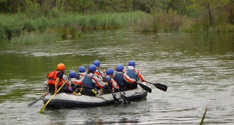 Las Hoces del Cabriel Rafting