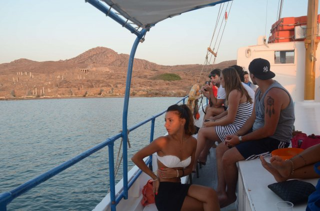 Delian Sunset Cruise