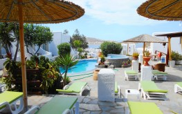 La Veranda of Mykonos Guesthouse - Pool