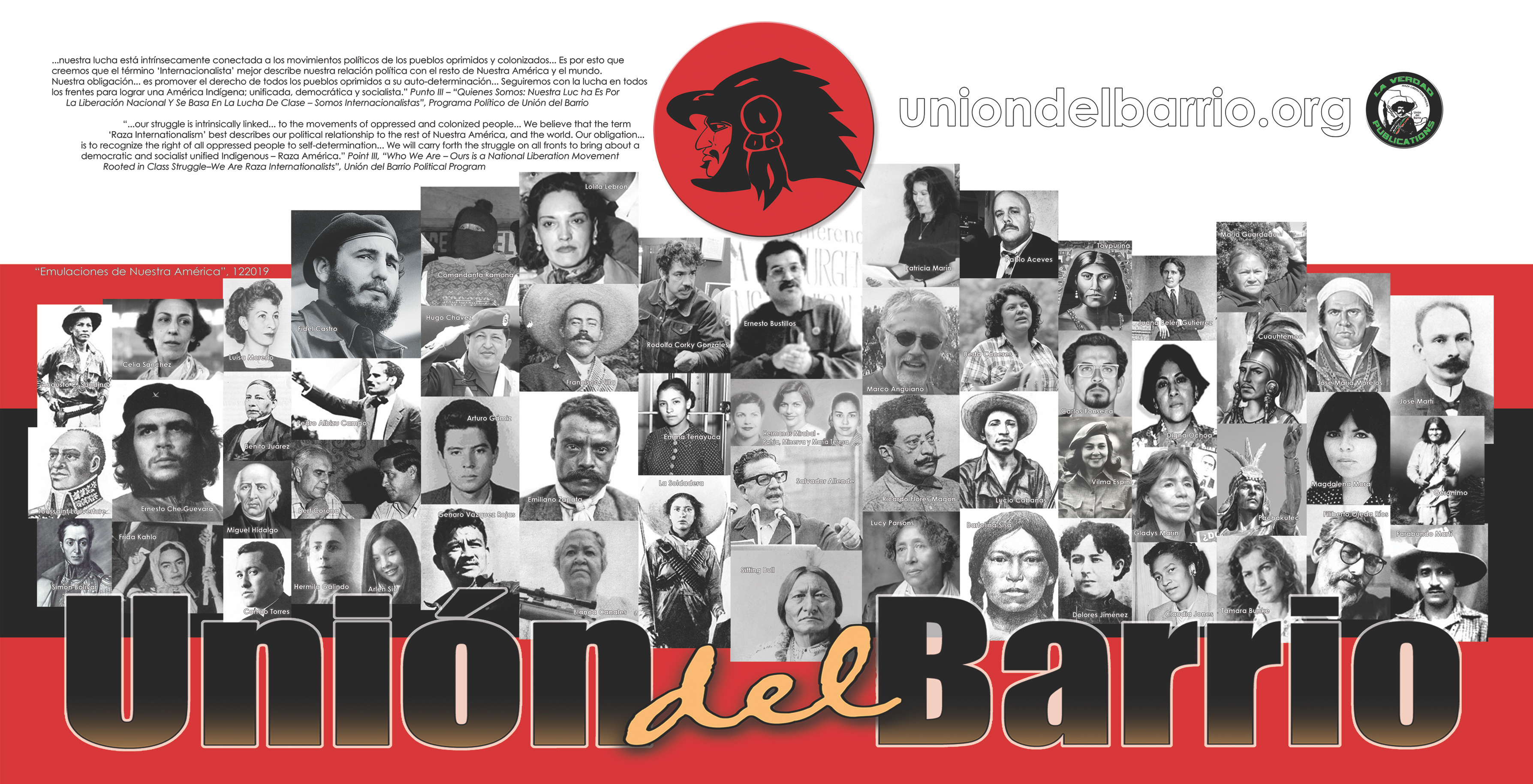This August 29, Unión del Barrio Celebrates 40 Years of Struggle