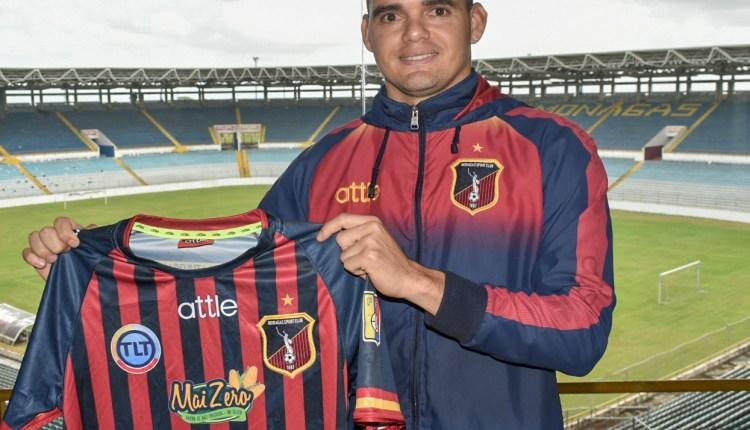 Johan Arrieche nuevo refuerzo del Monagas SC