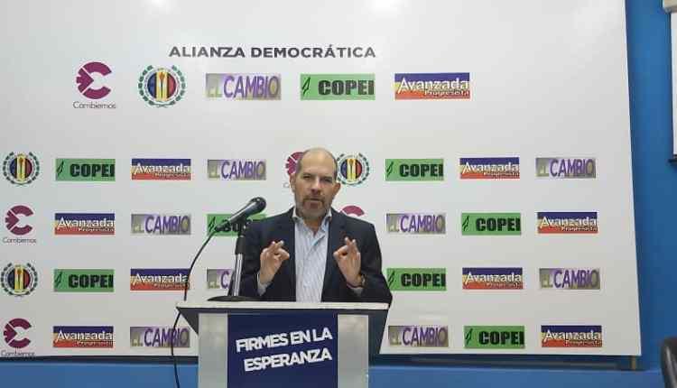 Johel Orta Alianza Democrática