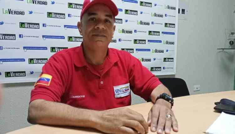 Luis Edgardo Villanueva, Seniat Maturín