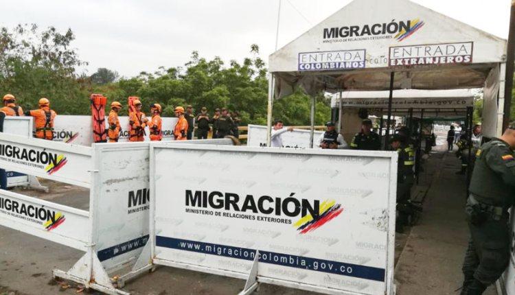 fronteras Colombia