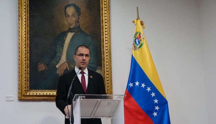 Jorge Arreaza Bachelet
