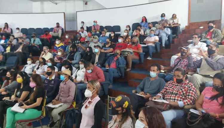 Videoconferencia Maturín.