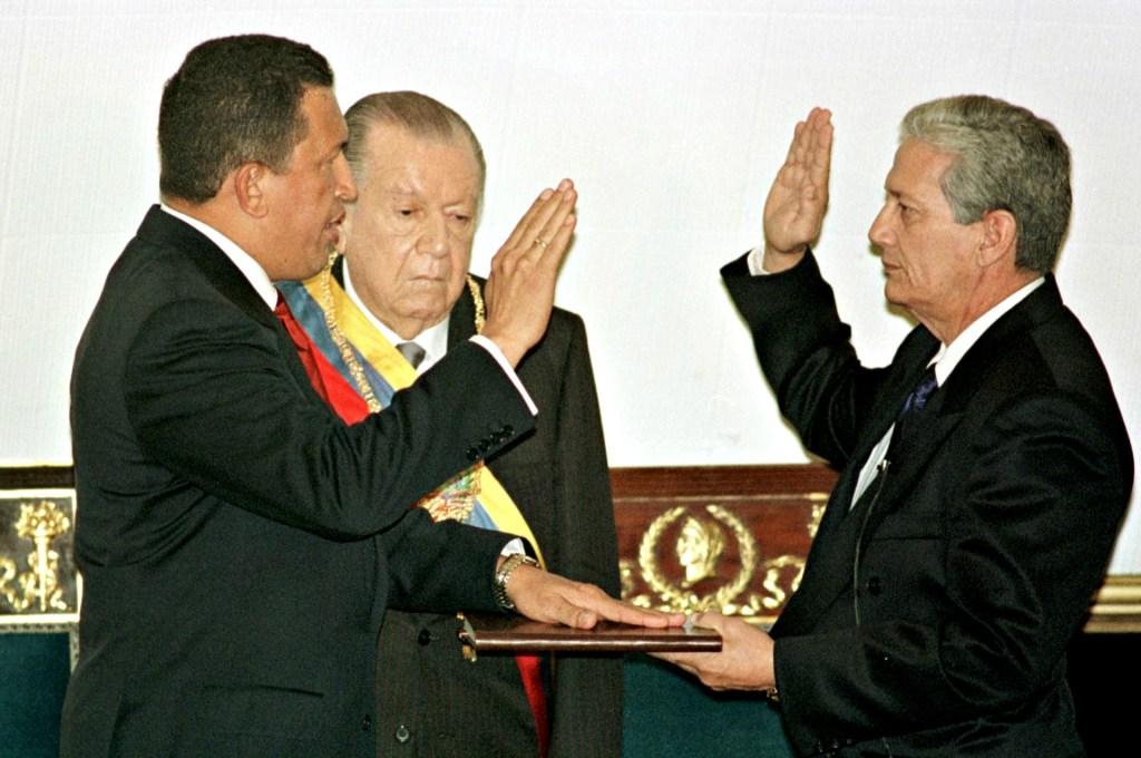 Hugo Chávez Frías 1999