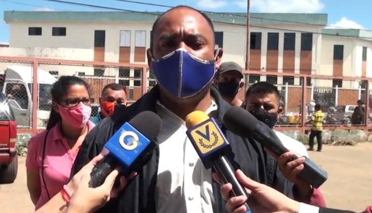 Carlos Fuentes, presidente de la Federación de Transportistas Hortalizas