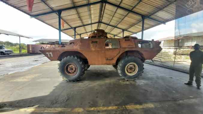 3 tanque
