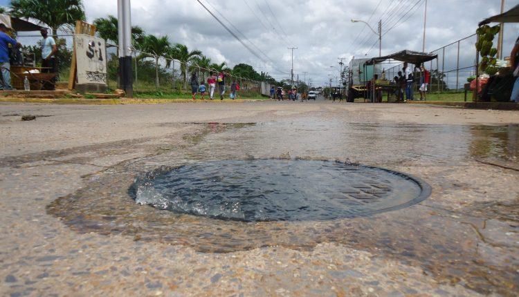 Denuncian las necesidades del sector y piden apoyo a la Gobernación | Foto: Cortesía vecinos