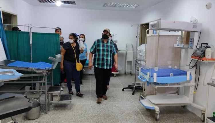hospital Dr. Tulio López Ramírez