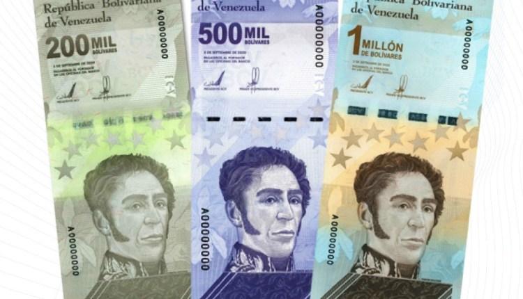 nuevos billetes cono monetario
