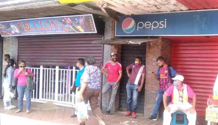 Comerciantes se niegan a aceptar billetes de 50 mil bolívares