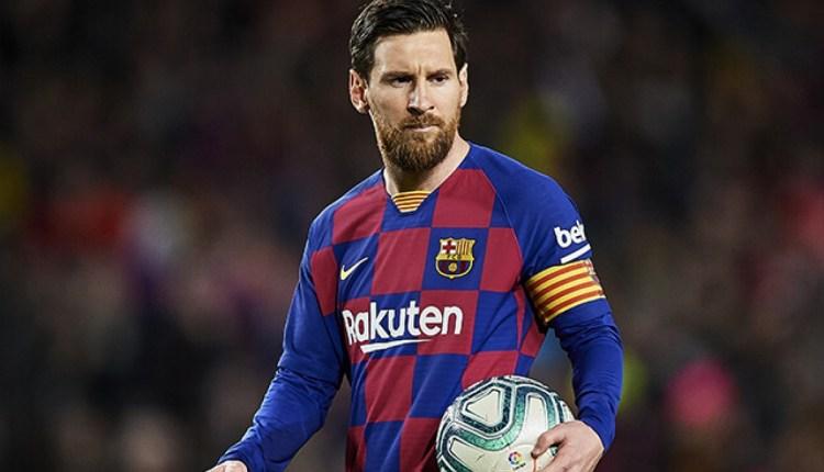 Messi renueve su contrato