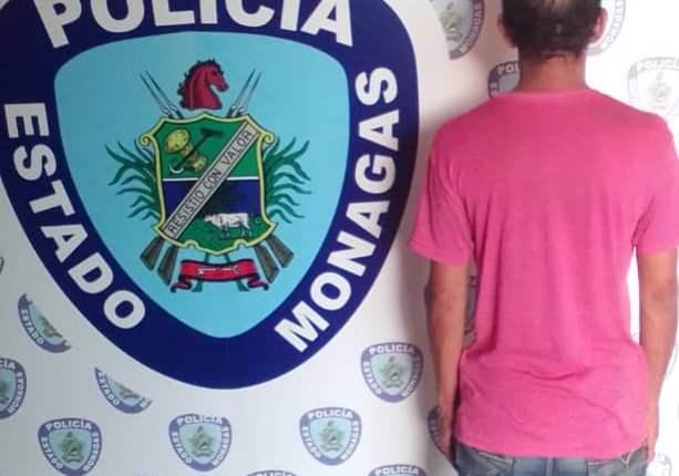 detenido Polimonagas