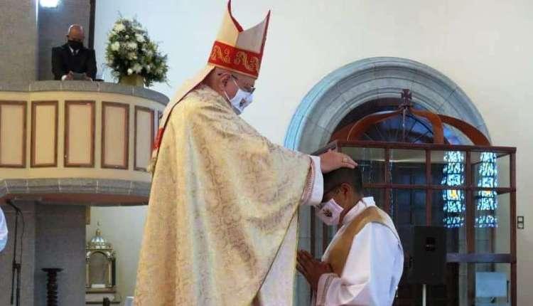 diócesis de maturín ordenación sacerdotal 2021