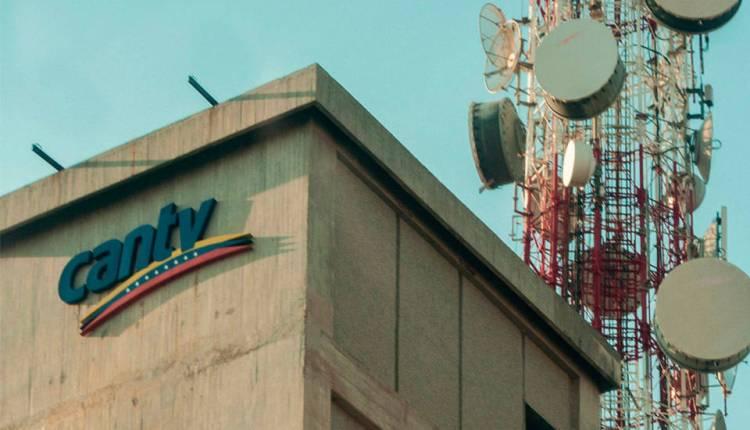 Cantv telecomunicaciones