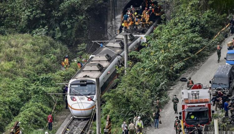 tren en taiwan