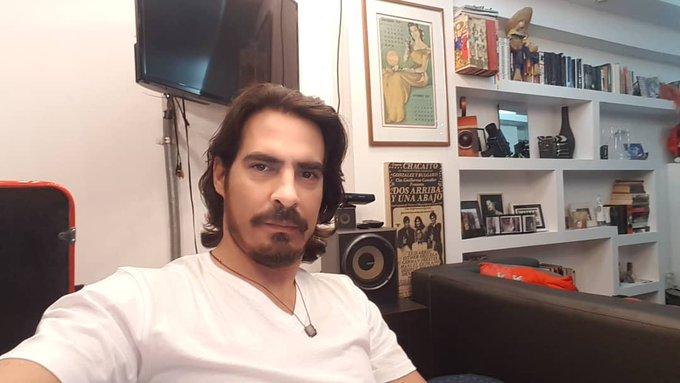 Actor Luis Gerónimo Abreu