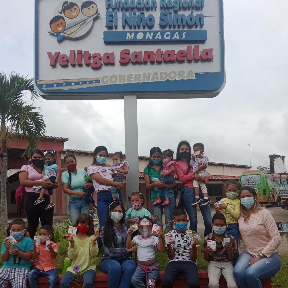 laverdaddemonagas.com fundacion el nino simon atendio a infantes de la gran victoria en jornada medica 8