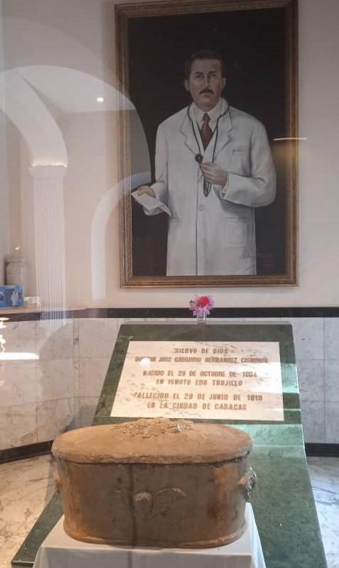 laverdaddemonagas.com monagas presente en santuario de jose gregorio hernandez en caracas 3