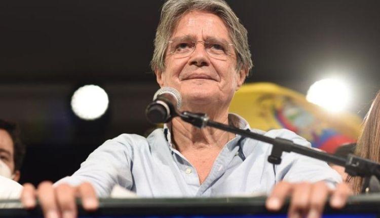 Guillermo Lasso organiza la transición en Ecuador.
