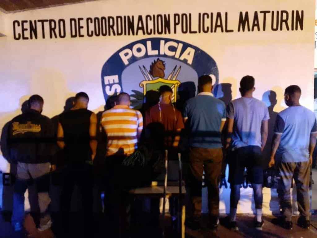 laverdaddemonagas.com polimonagas detuvo a 13 sujetos por invadir edificio en las avenidas 1